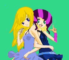 Me and my BFF by xXNanami321Xx