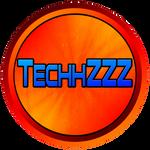 TechhZZZ New Logo
