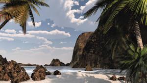 Tropical island 11