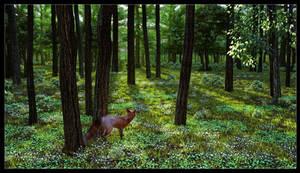 The Nurturing Forest