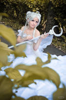 Neo-queen Serenity 4 by MilenaHime