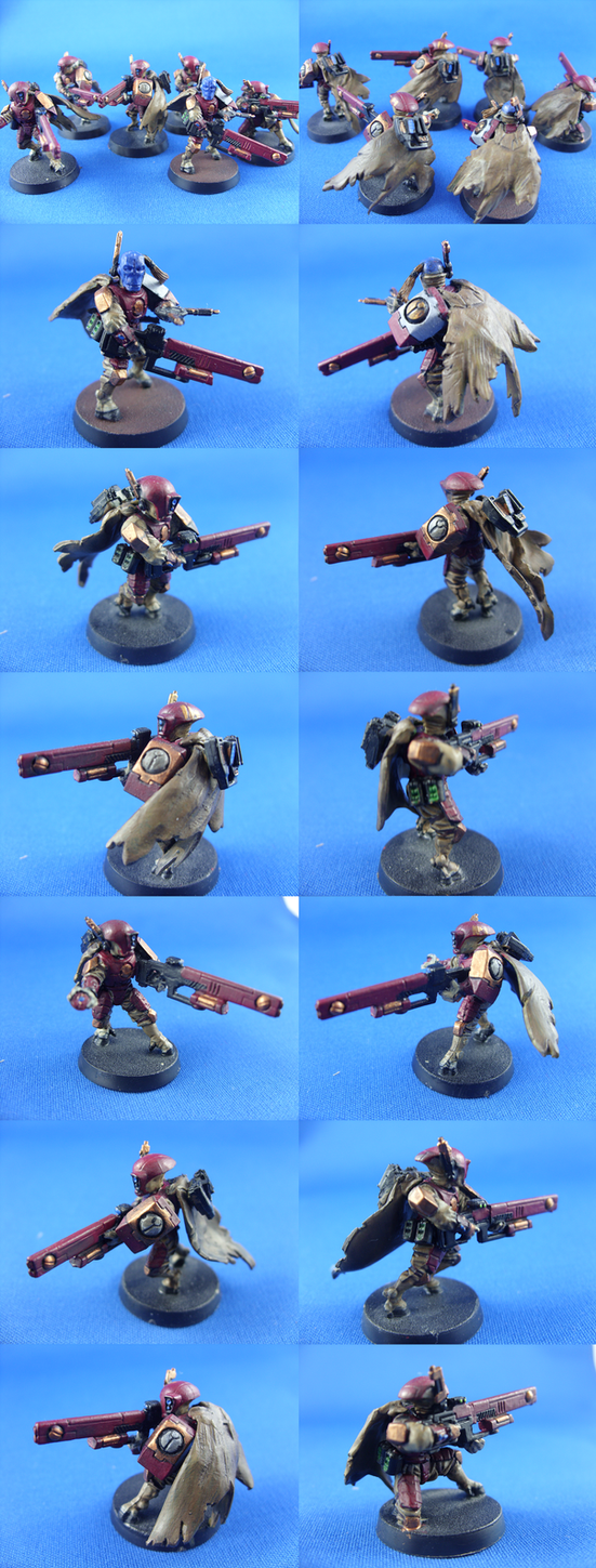 Tau Veterans by madhouse-exe