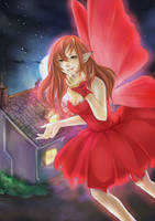 . fairy stealth . by Pae-kym