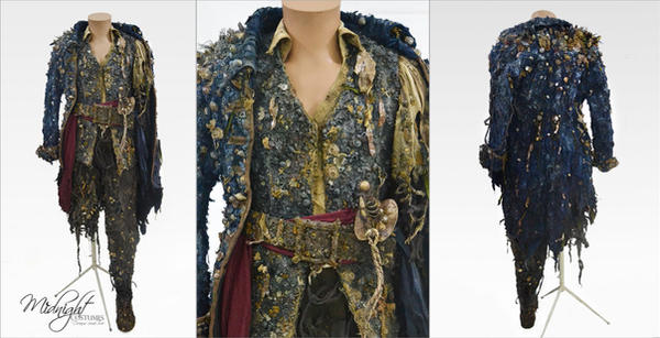 Davy Jones Costume by Nocte-Angelus