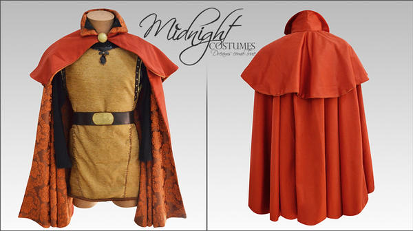 Prince Phillip Costume by Nocte-Angelus