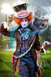 Walking in Wonderland by Nocte-Angelus