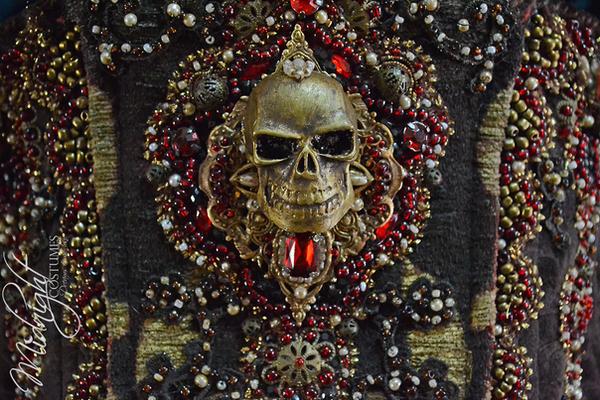 Corset Details by Nocte-Angelus