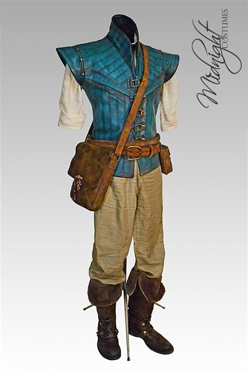 Flynn Rider Costume by Nocte-Angelus
