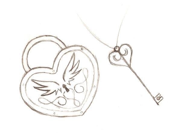 heart key and lock.:. happy... - 24.6KB
