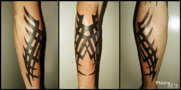 Tattoo tribal forearm by Phlo-Ra on DeviantArt
