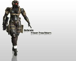 Haven Trooper MGS4 by RameN9