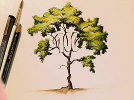 tree #100