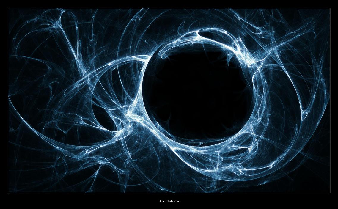 Black Hole Sun   White Gold
