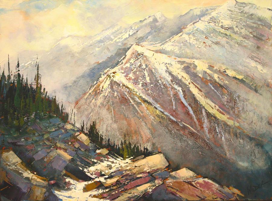 Mountain High by artistwilder