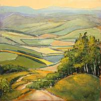 Foothills by artistwilder