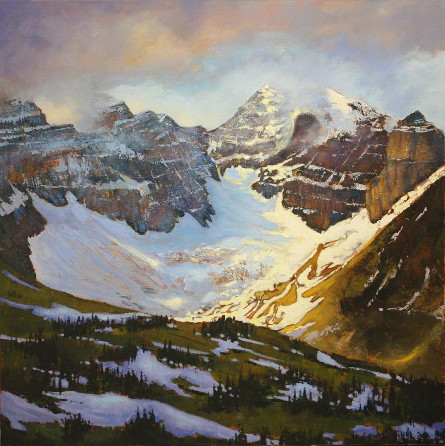 Parker Ridge by artistwilder