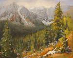 Valley Of The Ten Peaks Study