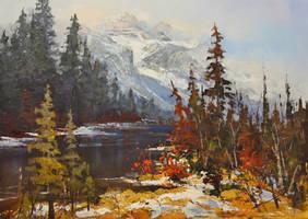 Policeman's Creek by artistwilder