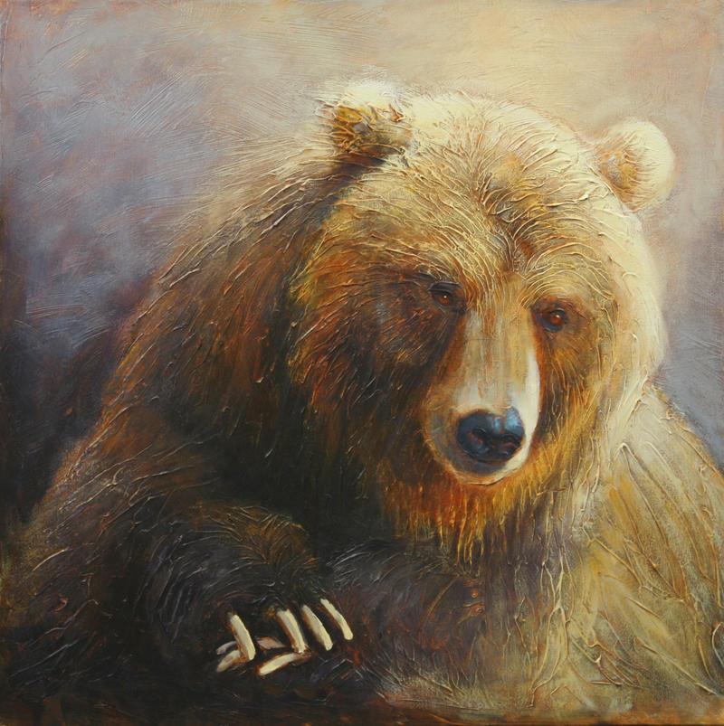 Teddy All Grown UP by artistwilder