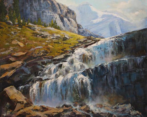 Victoria Falls by artistwilder