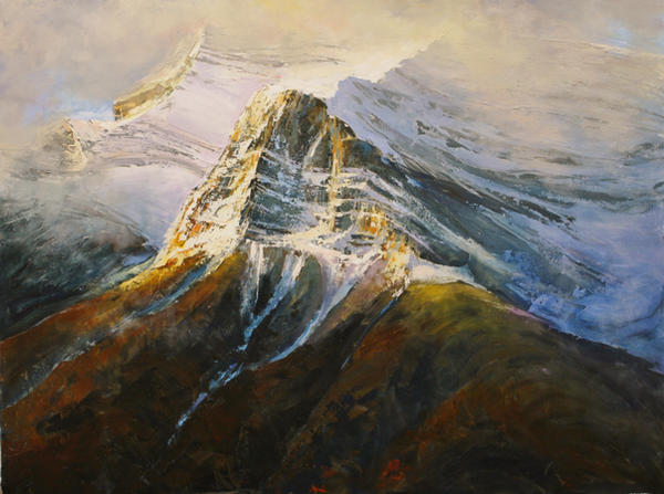 Rocky Mountain Magic by artistwilder