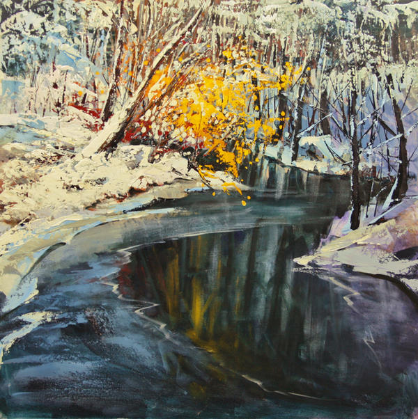 Winter Wonderland by artistwilder