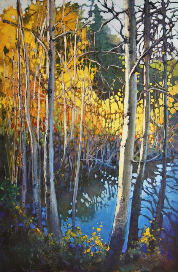 Autumn Tranquility by artistwilder