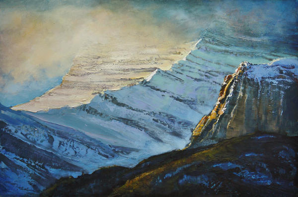 Rocky Mountain Brim by artistwilder
