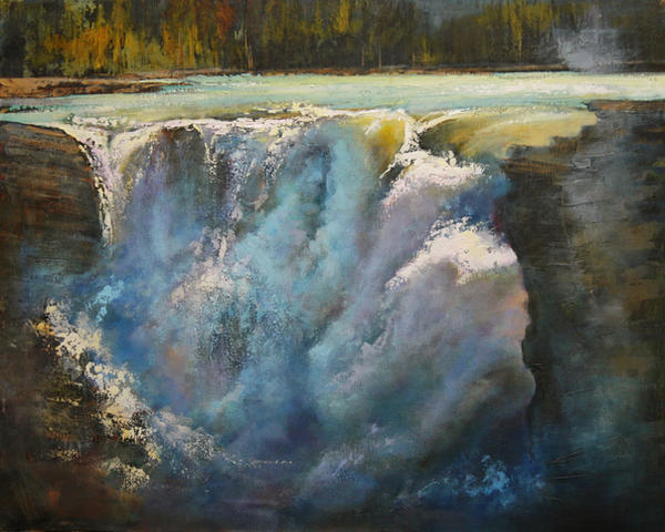 Athabasca Bellows by artistwilder