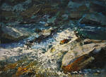 Creekside Abstraction