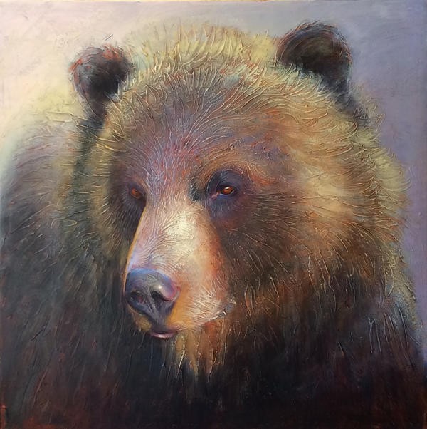 Boo Grizzly by artistwilder