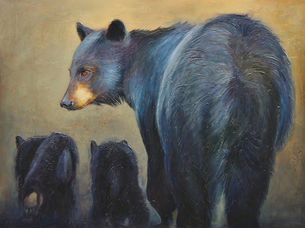 Bear Bottoms by artistwilder