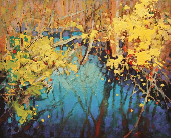 Autumn Yellows by artistwilder