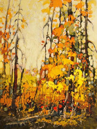 A Warm Autumn Walk by artistwilder