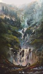 Rain Forest Majesty by artistwilder