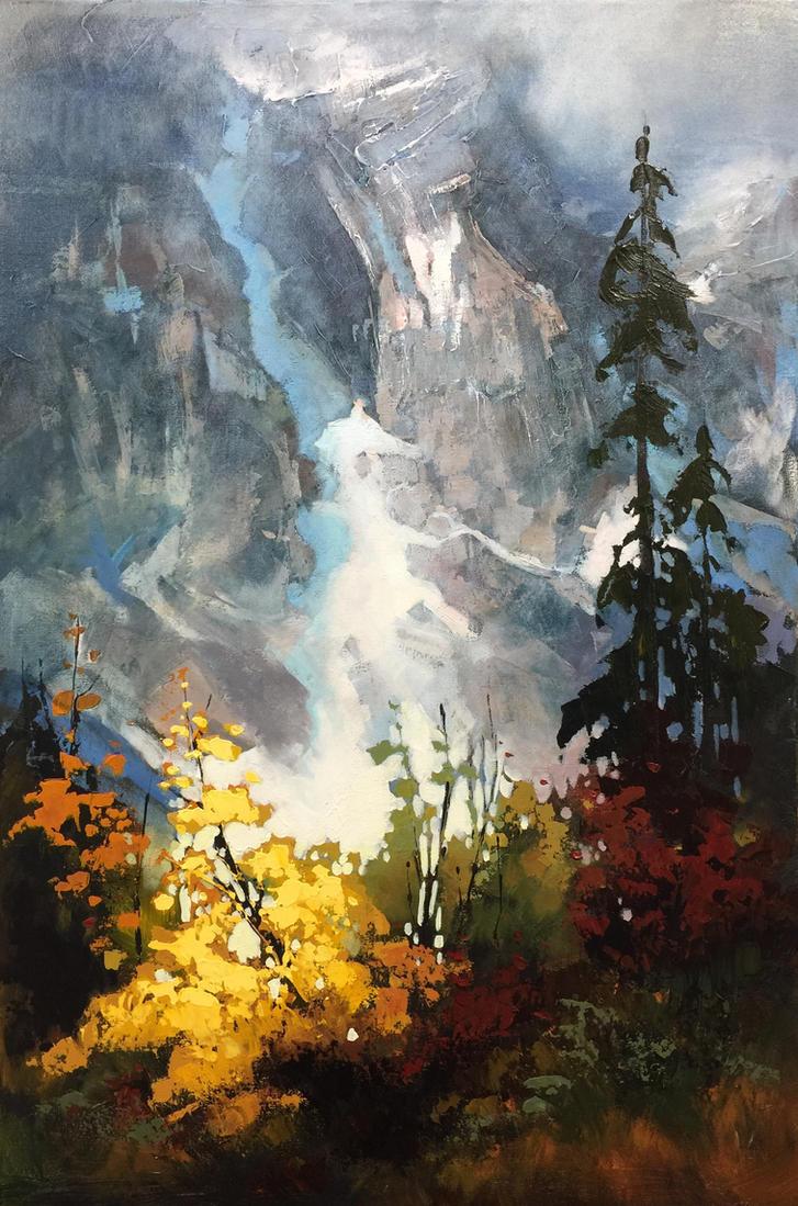 Autumn High by artistwilder