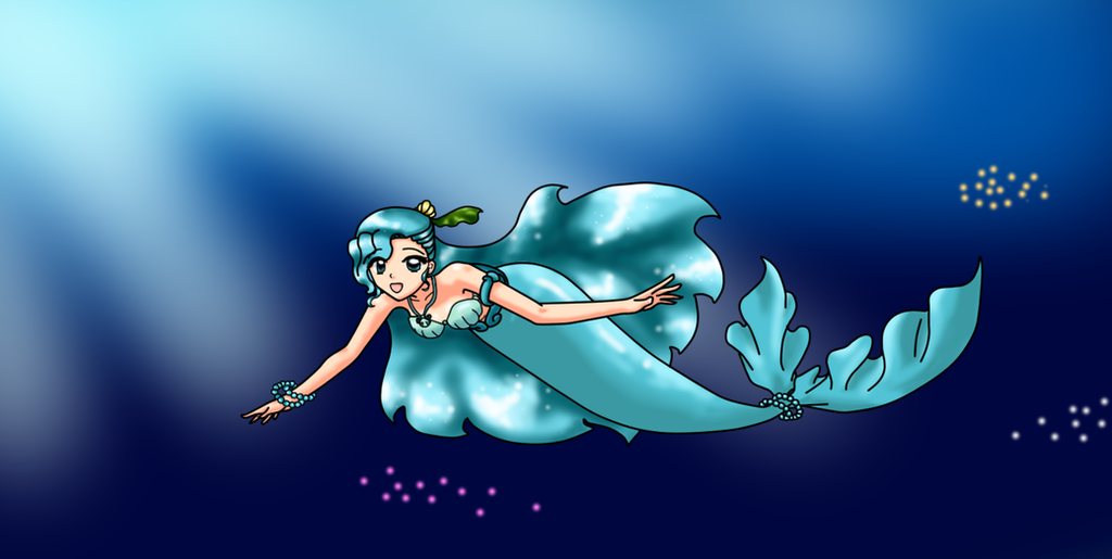 Naomi mermaid form 2 by Sandrawinxbyalesita