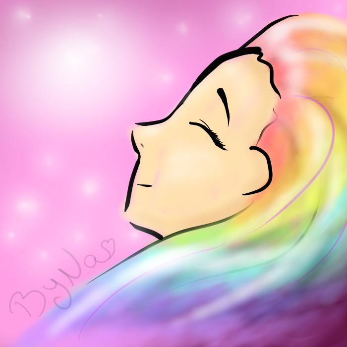 Shiny night by Sandrawinxbyalesita