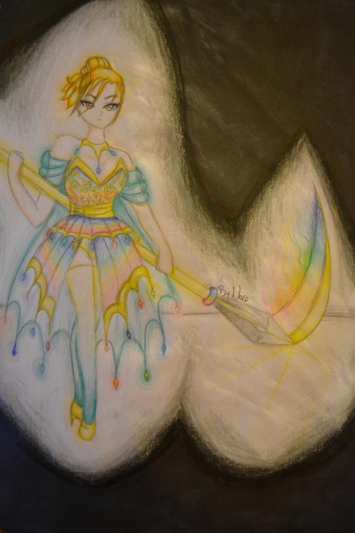 Arcangel by Sandrawinxbyalesita