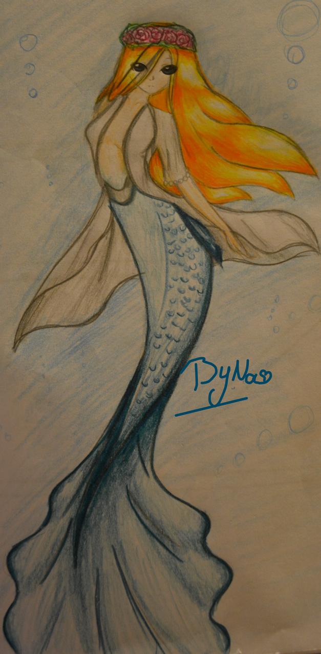 Mermaid by Sandrawinxbyalesita