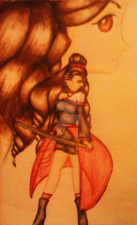 Dirty Angels: Isabelle by Sandrawinxbyalesita