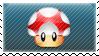 Mushroom Stamp by SNKGFX