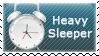 Heavy Sleeper by SNKGFX