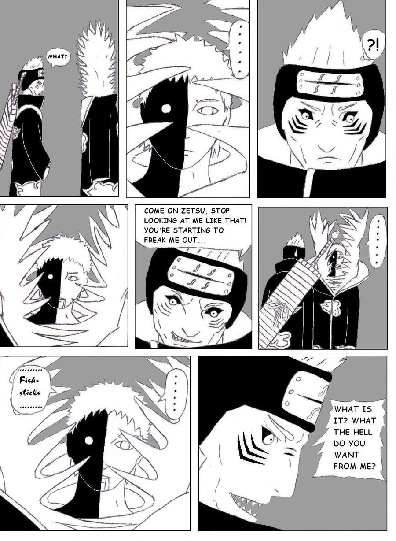 Funny Akatsuki Comics #18