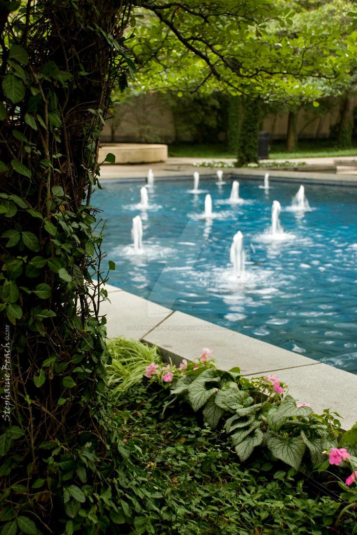 Fountain of Great Lakes III by stephaniebeach