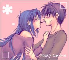 Pocky Game by Truechaos7