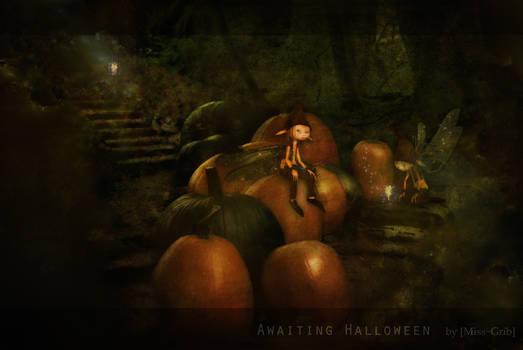 Awaiting Halloween