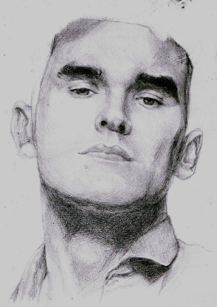 Morrissey by Paleosonic