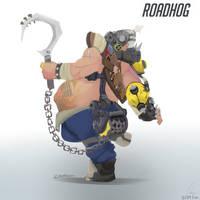 Roadhog by StromBlade
