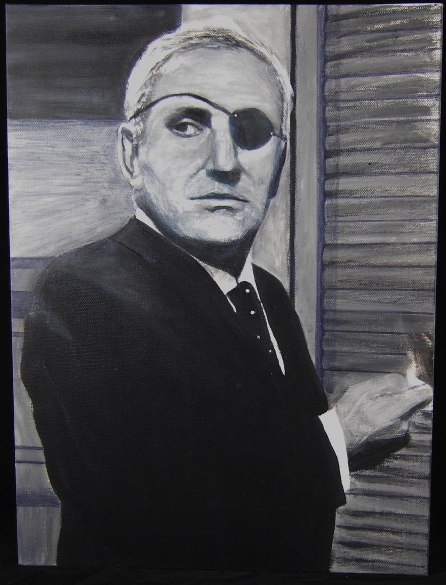 Emilio Largo Adolfo Celi By Pinkatjati On Deviantart